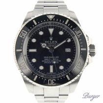 Rolex Sea-Dweller Deepsea usados 44mm Acero