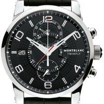 Montblanc Timewalker 105077-SD Nuevo Acero 43mm Automático