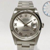 Rolex Datejust neu 2005 Automatik Uhr mit Original-Box und Original-Papieren 16200