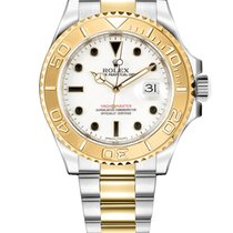 Rolex Yacht-Master 40 Gold/Steel 40mm No numerals United States of America, New York, NEW YORK