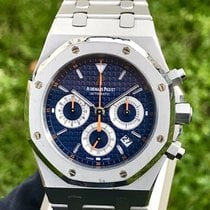 Audemars Piguet 25860ST Stal Royal Oak Chronograph 39mm używany