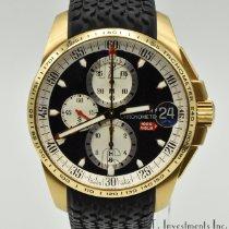 Chopard Mille Miglia Rose gold 44mm Black No numerals