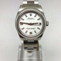 Rolex Oyster Perpetual 31 Steel 31mm Silver United Kingdom, Leicester