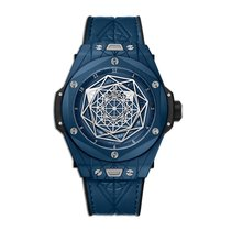 Hublot Big Bang Sang Bleu Keramik 45mm