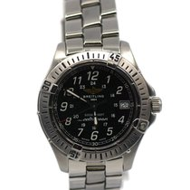 Breitling A64350 Steel 2000 Colt 38mm pre-owned United States of America, New York, New York
