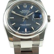 Rolex Datejust Stahl 36mm Blau Deutschland, München