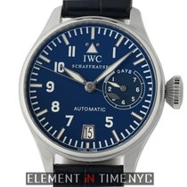 IWC Big Pilot IW5002-02 pre-owned