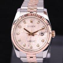 Rolex Datejust 116231 2010 gebraucht