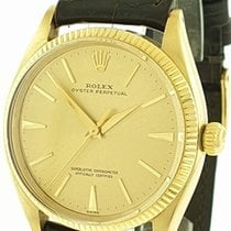Rolex Oyster Perpetual 34 1008 1947 pre-owned