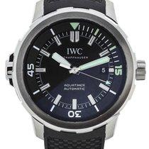 IWC Aquatimer Automatic Otel 42mm Negru