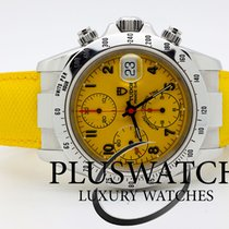 Tudor Oysterdate PRINCE DATE 79280  Ser. H 1999 3223 Yellow Dial