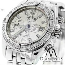 Breitling Chronomat Evolution B13356 pre-owned