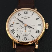 Eberhard & Co. Grande Taille 8 jours Pink gold