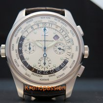 Girard Perregaux WW.TC White gold 43mm White No numerals United States of America, Florida, Boca Raton
