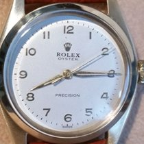 "Rolex - Oyster Perepetual - Precision gold"" - Ref. 6426 -..."