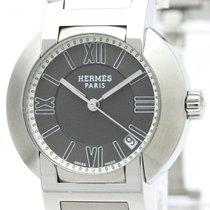 Hermès Nomade Steel Auto Quartz Ladies Watch No1.210 Bf316361