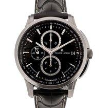 Maurice Lacroix Pontos 47 Chronograph Black Dial