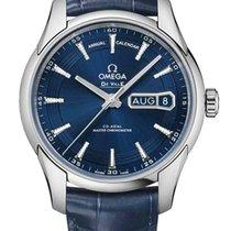 Omega De Ville Hour Vision neu Automatik Uhr mit Original-Box und Original-Papieren 433.33.41.22.03.001