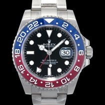 Rolex GMT-Master II new White gold