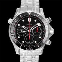 Omega Seamaster Diver 300 M Steel 44mm Black United States of America, California, San Mateo