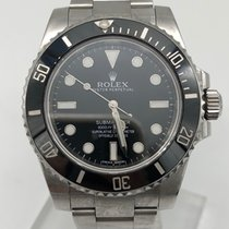 Rolex Submariner (No Date) ceramic full set serie G