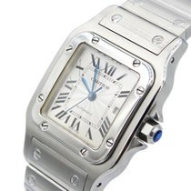 Cartier Santos Galbee Stainless Steel Automatic Men's Watch...