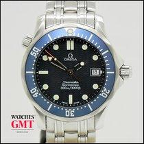 Omega Seamaster Diver 36 Quartz Blue