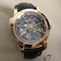 Jaeger-LeCoultre Master Minute Repeater Rose gold 44mm Transparent