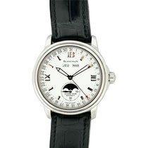 Blancpain Chronomètre 38mm Remontage automatique 2000 occasion Léman Moonphase Blanc
