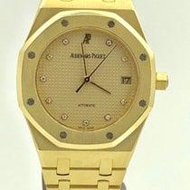 Audemars Piguet Royal Oak 36 mm diamonds dial with extrac papers