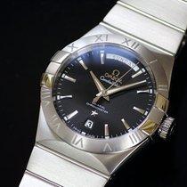 오메가Constellation,새 시계/미 사용,정품 박스 있음, 서류 원본 있음,스틸