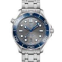 Omega 21030422006001 Steel Seamaster Diver 300 M