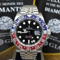Rolex 126710BLRO Steel 2020 GMT-Master II 40mm new