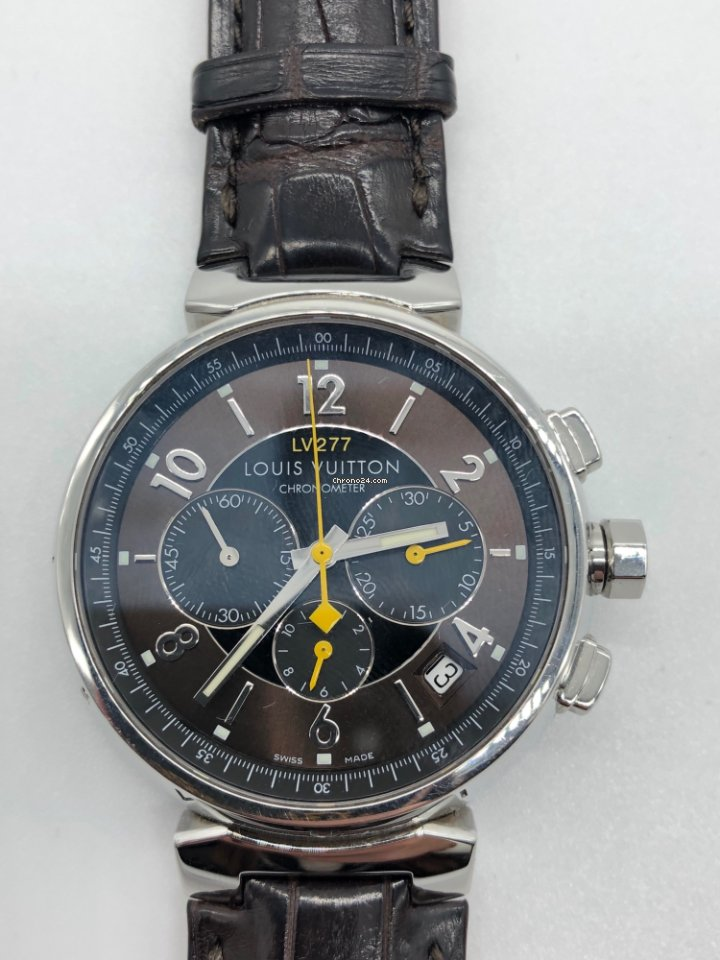 8999d8c025e8 Louis Vuitton watches - all prices for Louis Vuitton watches on Chrono24
