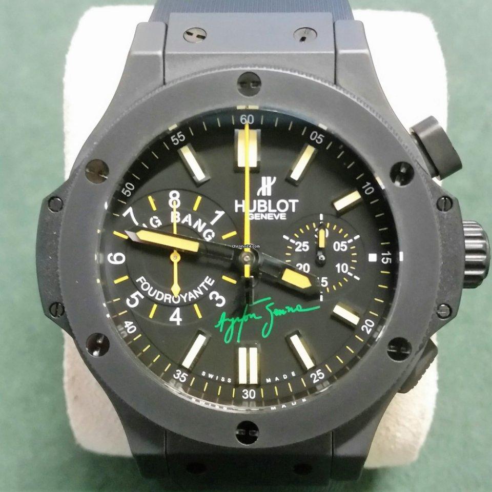 1aa87ec60e1 Hublot Ayrton Senna - Relógios ao melhor preço na Chrono24