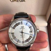 Omega De Ville Hour Vision Steel 41mm Silver No numerals United Kingdom, brighton