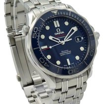 Omega Seamaster Diver 300 M Steel 41mm Blue United States of America, Indiana, Carmel