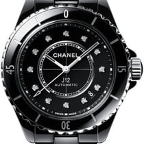 Chanel new Automatic Luminous indexes 38mm Ceramic
