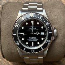 Rolex Sea-Dweller 4000 Steel 40mm Black No numerals United States of America, Pennsylvania, Philadelphia