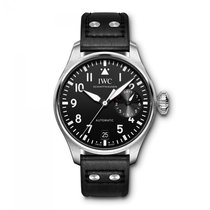 IWC IW501001 Steel Big Pilot 46.2mm new United States of America, Florida, Miami