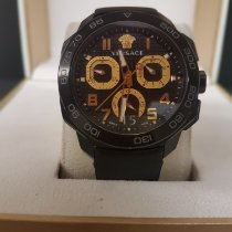 Versace Steel Manual winding 091505040210 pre-owned