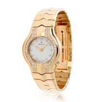 TAG Heuer Alter Ego Yellow gold 25mm White United States of America, New York, New York