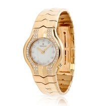 TAG Heuer Alter Ego Yellow gold 25mm White