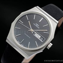 Technos Steel 33mm Automatic new