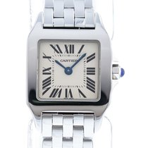 sneakers for cheap df1b9 43751 Cartier Santos Demoiselle W25064Z5 for £1,963 for sale from ...