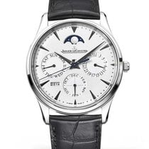 Jaeger-LeCoultre Master Ultra Thin Perpetual White gold 39mm Silver United States of America, Florida, Miami