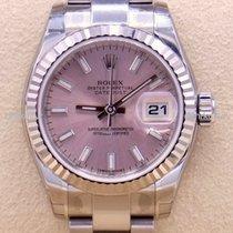 Rolex Lady-Datejust nuevo 2018 Automático Reloj con estuche y documentos originales 179174