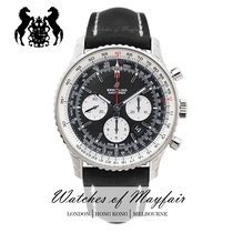 Breitling AB0127211B1X2 Steel Navitimer 01 (46 MM) 46mm new