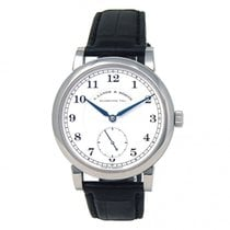 A. Lange & Söhne 1815 White gold 40mm Silver United States of America, New York, New York