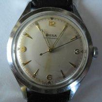 Doxa Stal 35,5mm Manualny 5614200 używany Polska, Osie